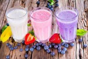 как делать молочные коктейли в домашних условиях