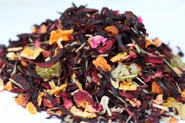 из чего делают чай каркаде
