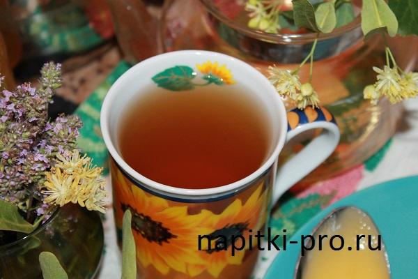 чай с чабрецом - польза и вред