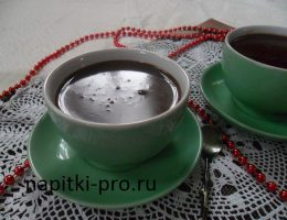 горячий шоколад рецепт в домашних условиях из какао