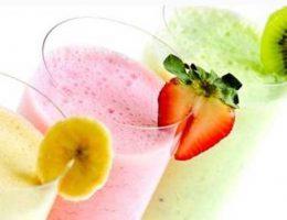 Как приготовить кислородный коктейль в домашних условиях