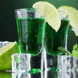 коктейль зеленая фея