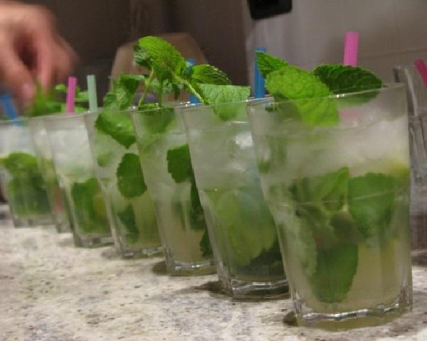 рецепт алкогольного мохито в домашних условиях