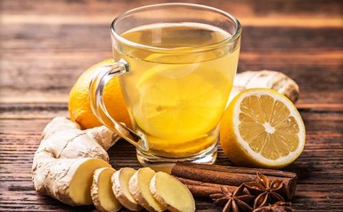 имбирный чай в домашних условиях-2