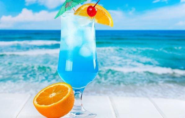 коктейль голубая лагуна рецепт -2