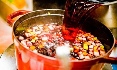 как сварить глинтвейн дома: рецепт