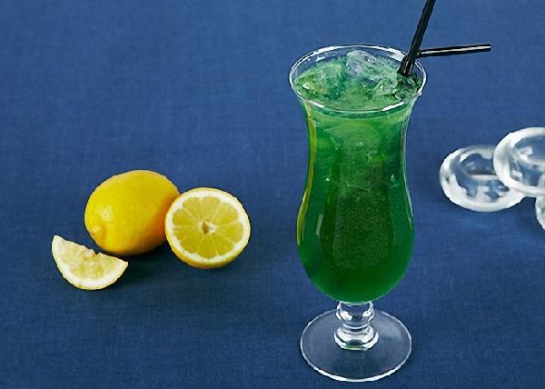 коктейль Зеленая фея: состав, рецепт