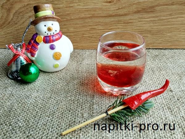 шот коктейль рецепт