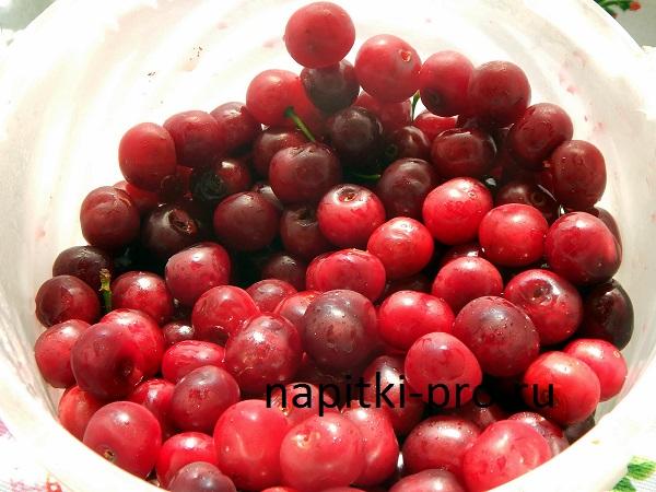 ягоды помыть