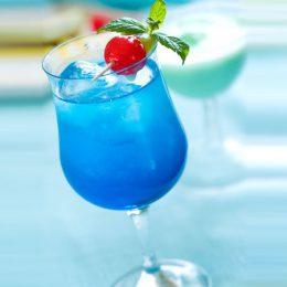 коктейль Голубая лагуна состав