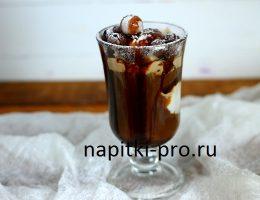 кофе гляссе рецепт