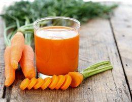 морковный сок польза и вред