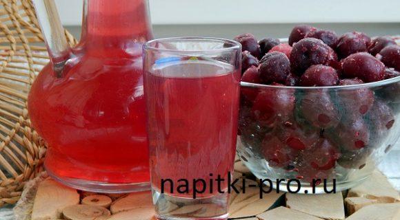 настойка на вишне на спирту