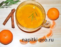 облепиховый чай из замороженной облепихи рецепт